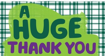 Macmillan Coffee Morning Thank You logo