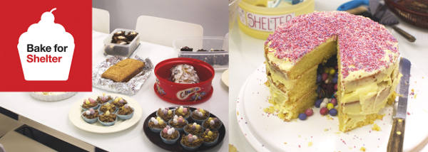 Southern United Bake for Shelter Cakes Image