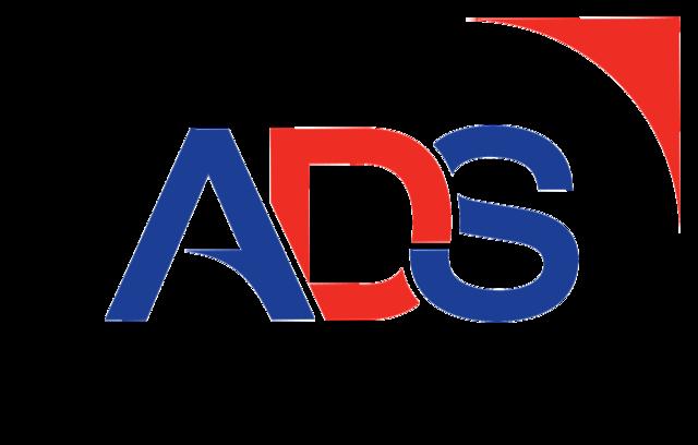 ADS badge